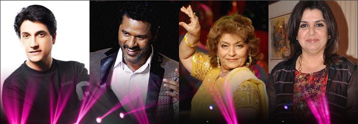 Dance Choreographers of Bollywood