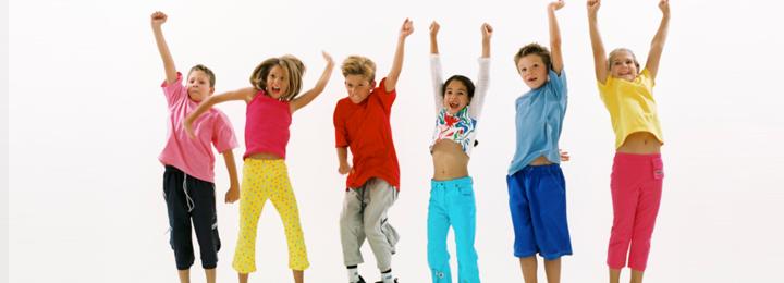 Dance Keeps Kids Active